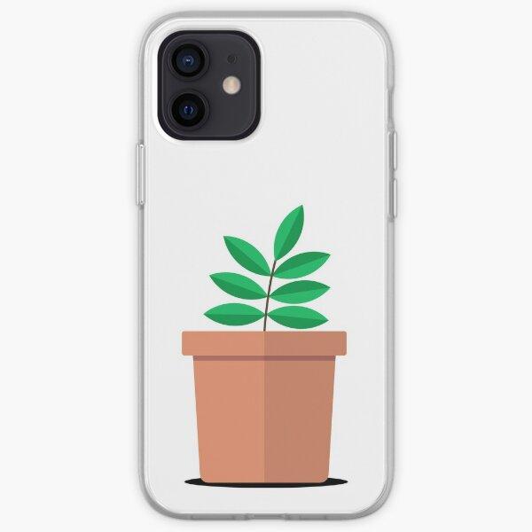 Evolution des Lebens iPhone Flexible Hülle
