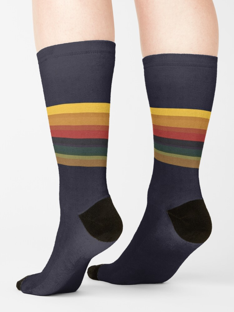 Alternate view of 13th Doctor T-Shirt Jodie Whittaker (Most Accurate!)  Socks