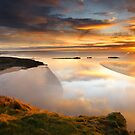 Castle Point Sunrise by Brian Kerr