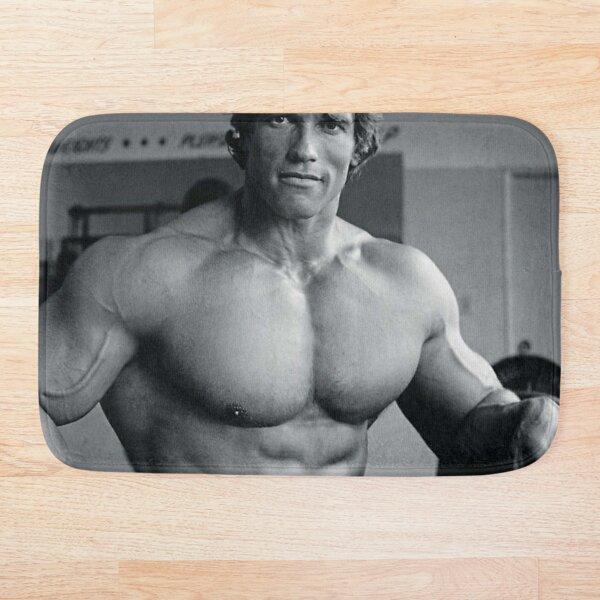 Arnold Schwarzenegger   Bath Mat
