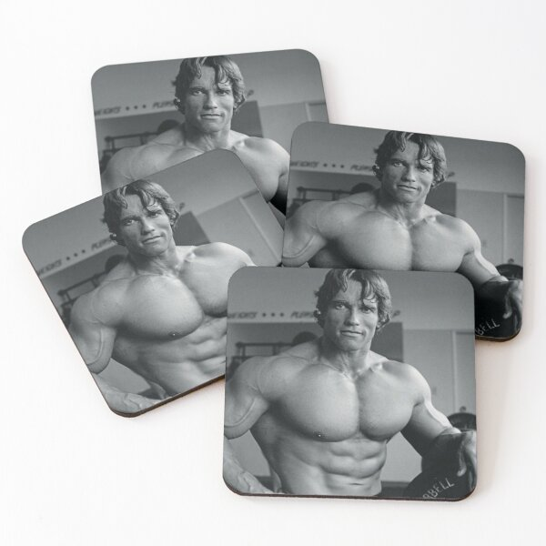 Bodybuilding Coasters Redbubble