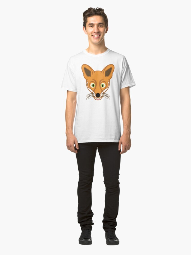 Alternate view of Foxy Classic T-Shirt