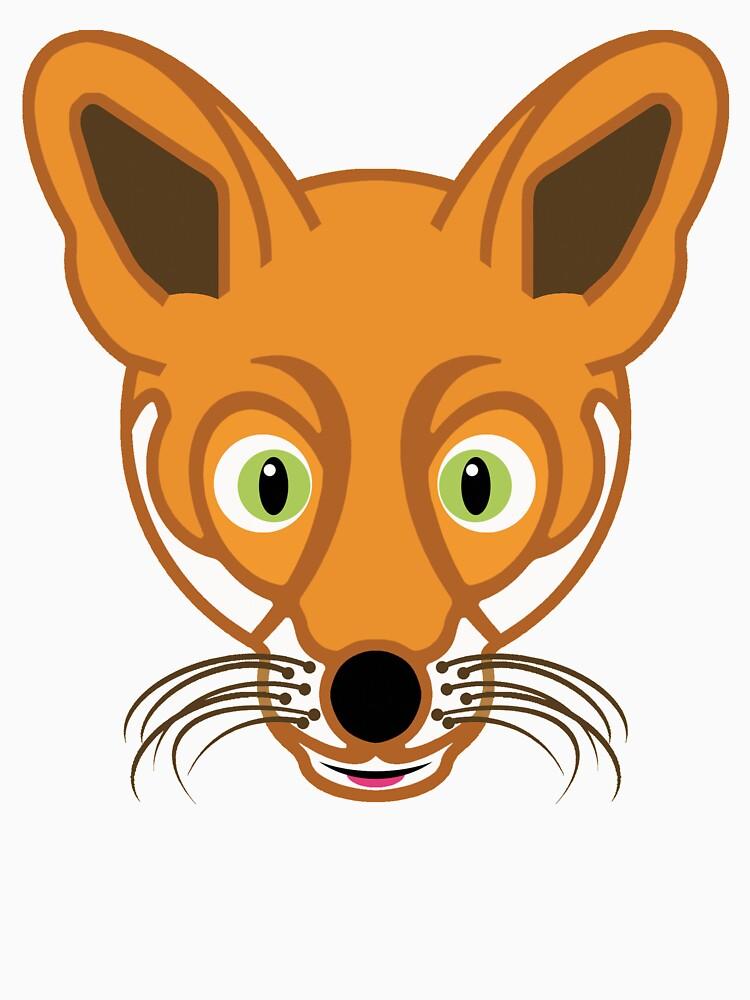 Foxy by tierneyart