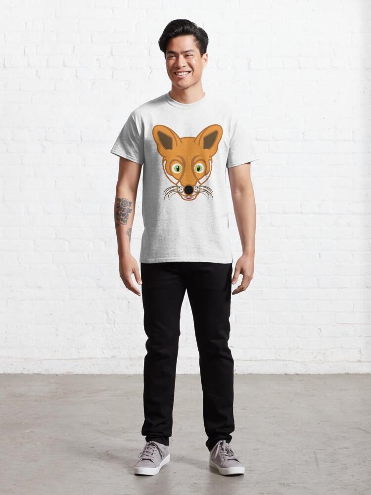 Alternate view of Foxy Classic T-Shirt