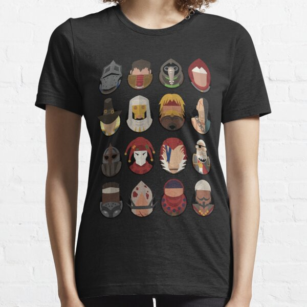 Darkest Dungeon Adventurers Essential T-Shirt