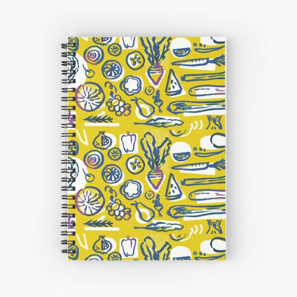 Harvest beauty Spiral Notebook