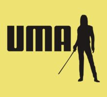 P-UMA (A Kill Bill take on Puma)