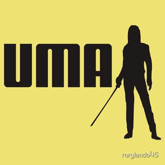 TShirtGifter presents: P-UMA (A Kill Bill take on Puma)