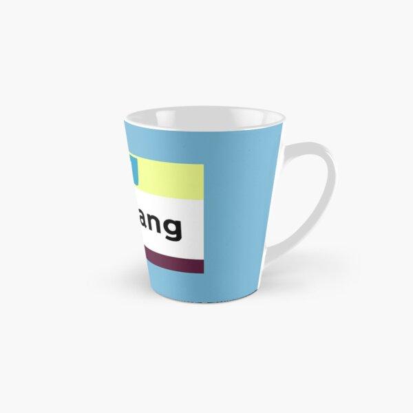 Craiglang Station Sign Tall Mug
