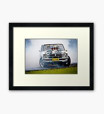 Are You Legal Framed Print