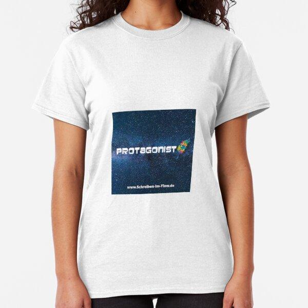 protagonist schreiben im flow Classic T-Shirt
