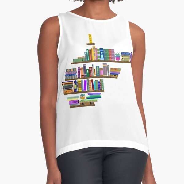WV Books Sleeveless Top