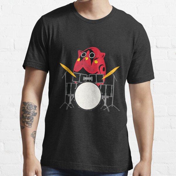 Nyango Star Mascot Drummer Essential T-Shirt
