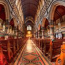 St Paul's Cathedral • Melbourne • Australia  by William Bullimore