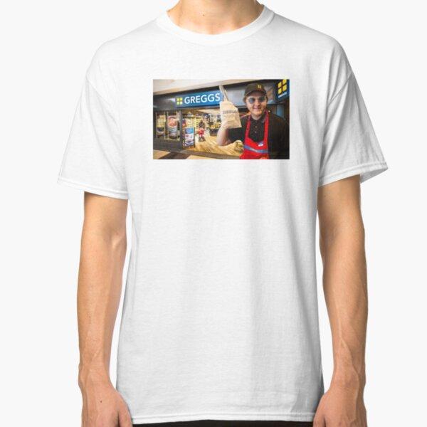 Lewis Capaldi X Greggs Classic T-Shirt