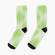 onions - simple seamless pattern Sock