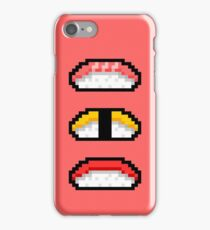 Pixel Nigiri Sushi iPhone Case/Skin