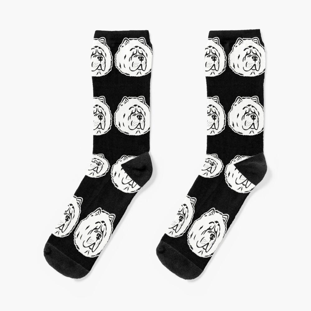 Chow Chow Socks