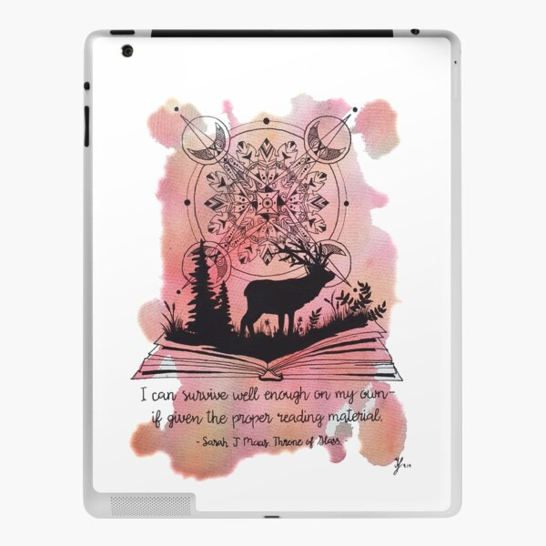 ToG Quote (SJM Art Collection) iPad Skin