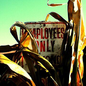 employees only by schadenfreude