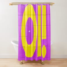 OI Shower Curtain