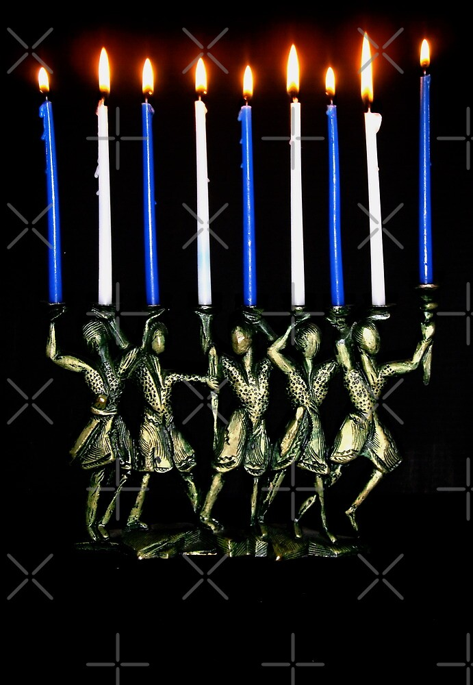 Happy Chanukah by Shulie1