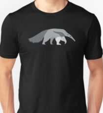 Simple grey ANTEATER T-Shirt