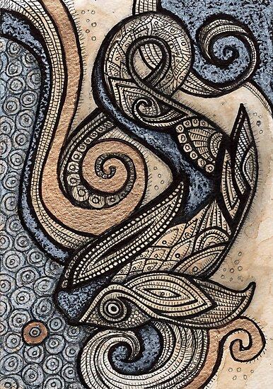 Fish Hook by Lynnette Shelley