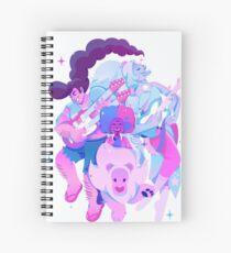 Cuaderno de espiral Independientes juntos