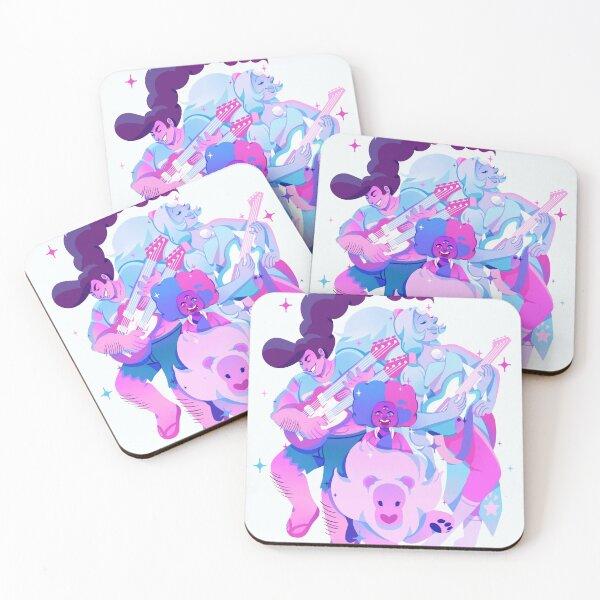 Independent Together Coasters (Set of 4)