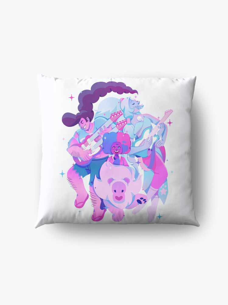 Alternate view of Independent Together Floor Pillow