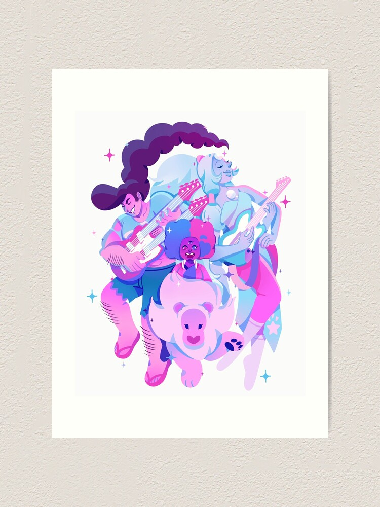 Alternate view of Independent Together Art Print