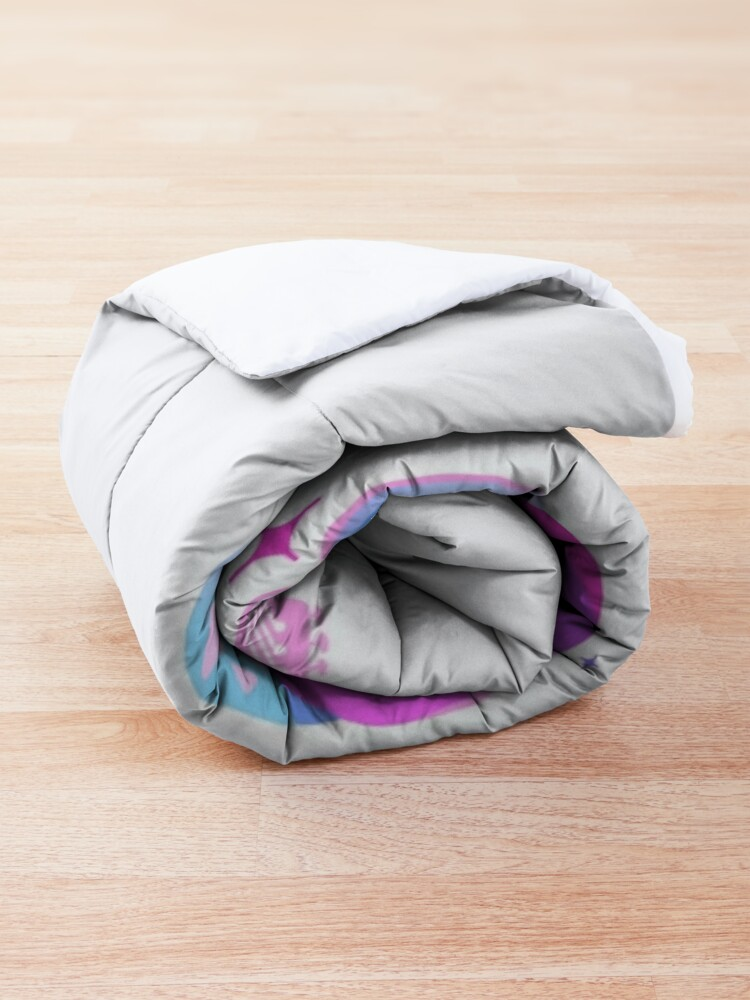 Alternate view of Independent Together Comforter