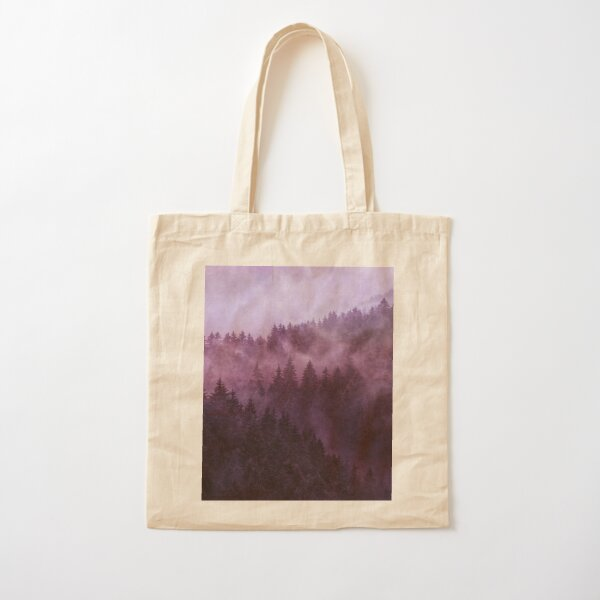 Excuse Me, I'm Lost // Laid Back Edit Cotton Tote Bag