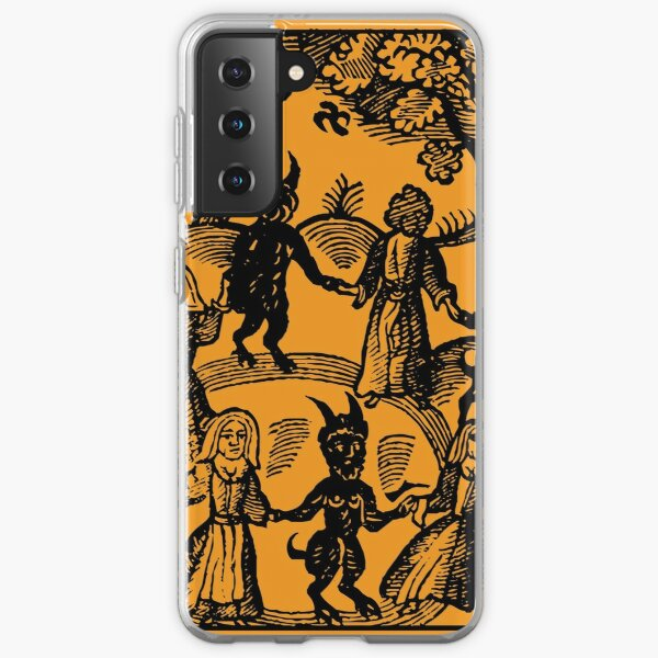 Dance with the Devil  Samsung Galaxy Soft Case