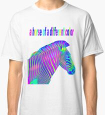 a horse of a different color Classic T-Shirt