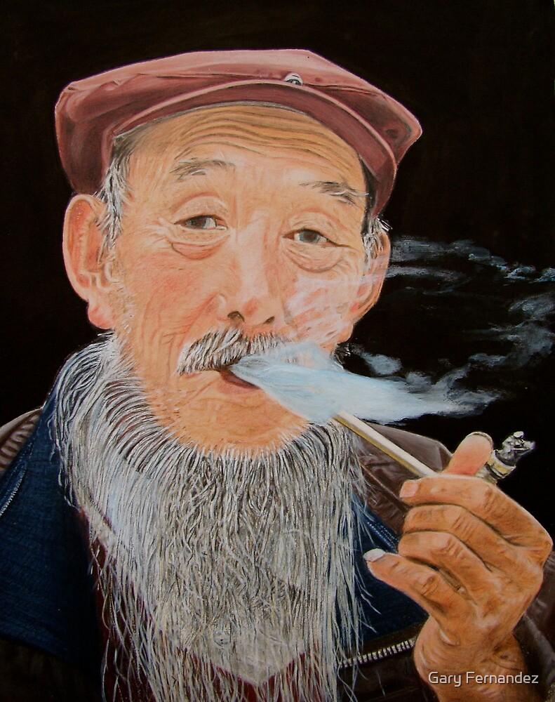 Confucius says.. by Gary Fernandez