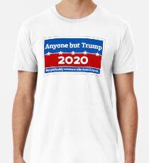Anyone but Trump 2020 Premium T-Shirt