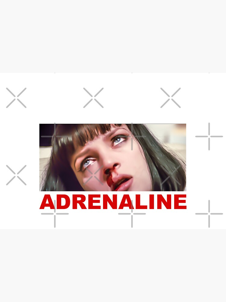 Pulp Fiction nose bleed - ADRENALINE Clean by Houd-Ammari77