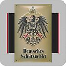 German Empire Protectorate..Schutzgebiet Kolonial by edsimoneit