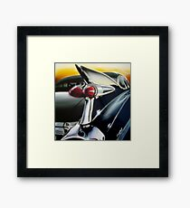 USA Cruiser Framed Print