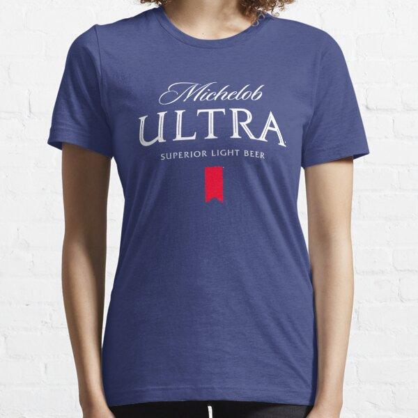 Michelob Ultra white Essential T-Shirt