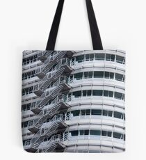 Stairs On Stairs On Stairs Tote Bag