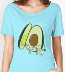 Avocados Are Hardcore Women's Relaxed Fit T-Shirt
