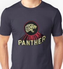 Panther Motorcycle Logo T-Shirt