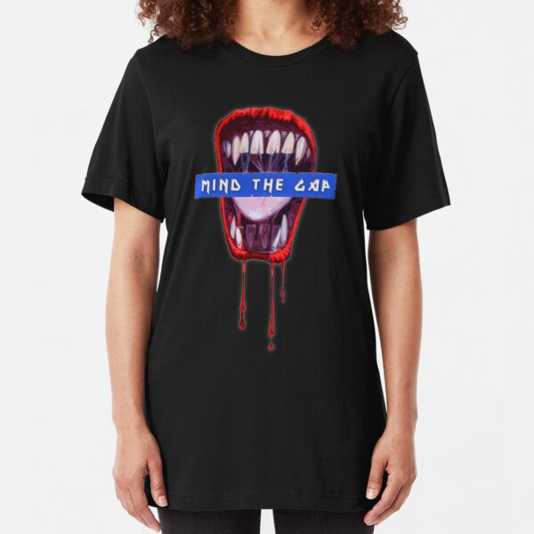 MIND THE GAP Slim Fit T-Shirt