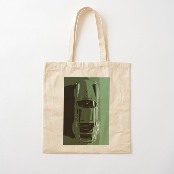 Porsche 911 reimagined by Singer and Williams Cotton Tote Bag