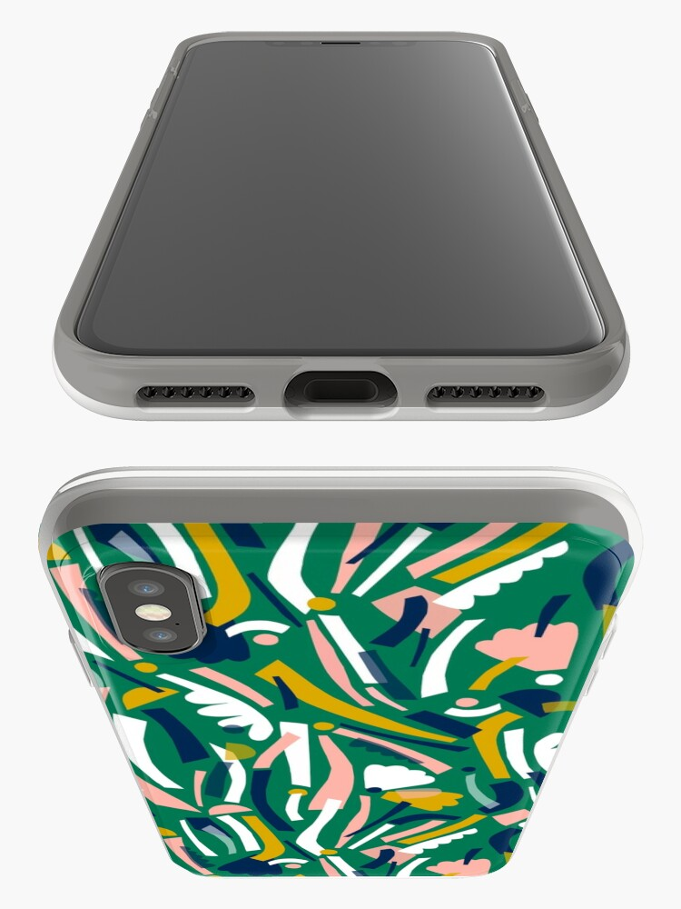 Alternate view of Flowerbed II iPhone Case & Cover
