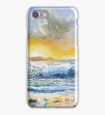 Croagh Patrick from Clare Island iPhone Case/Skin