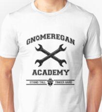 Gnomeregan Academy Unisex T-Shirt
